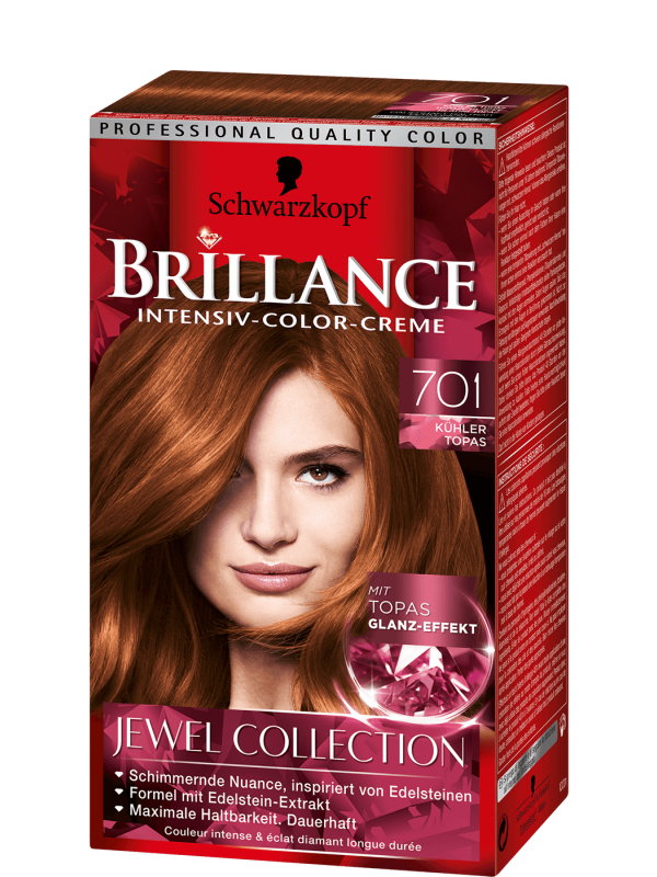 Brillance Intensiv Color Creme koperbruin