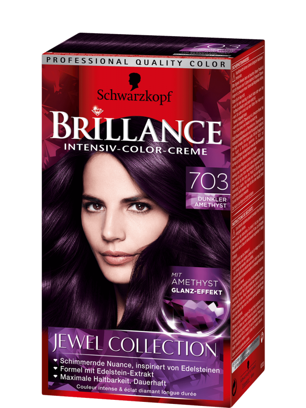 Brillance Intensiv Color Creme mystic violet
