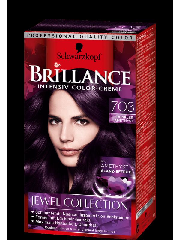 Brillance Intensiv Color Creme mystic violet