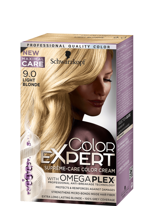 Color Expert blond