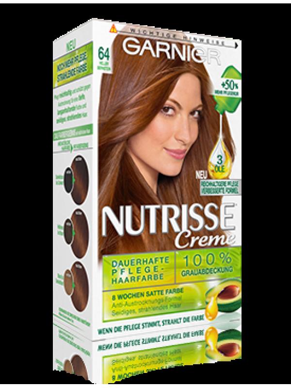 Nutrisse Crème kastanje bruin