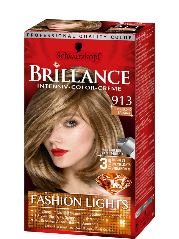 Brillance Intensiv Color Creme honingblond balayag...