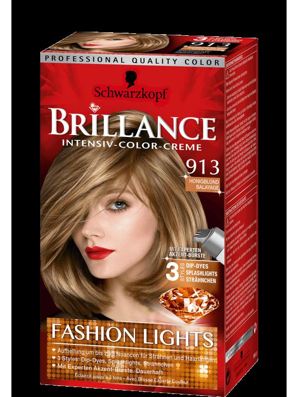 Brillance Intensiv Color Creme honingblond balayag...
