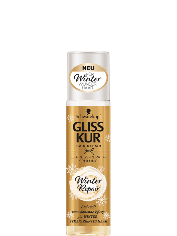 Gliss Kur Winter Care Hair repair