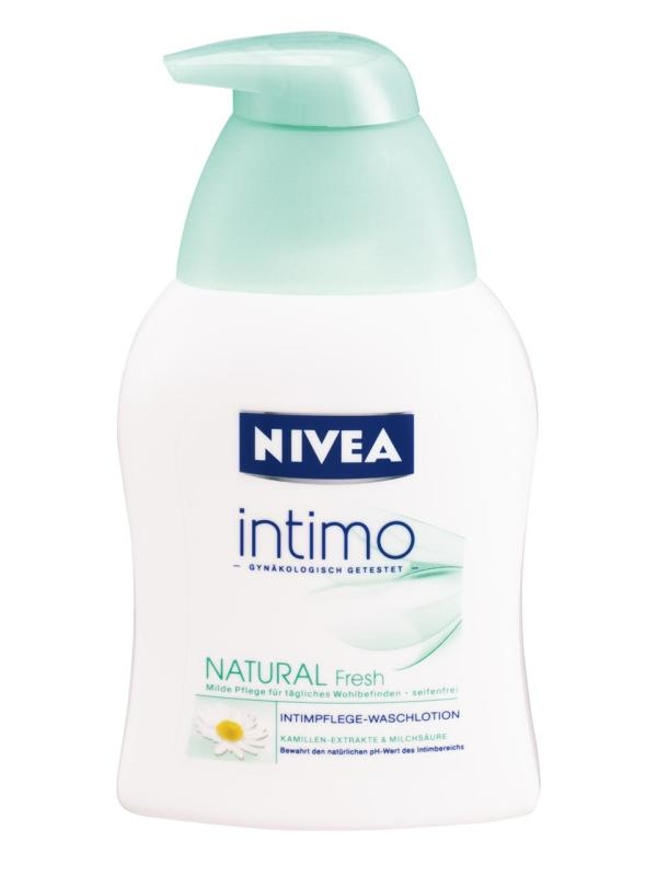 Nivea Intimo Lotion Mild Fresh
