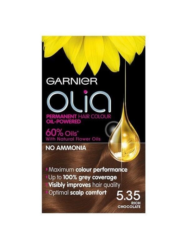 Garnier Olia chocolade bruin