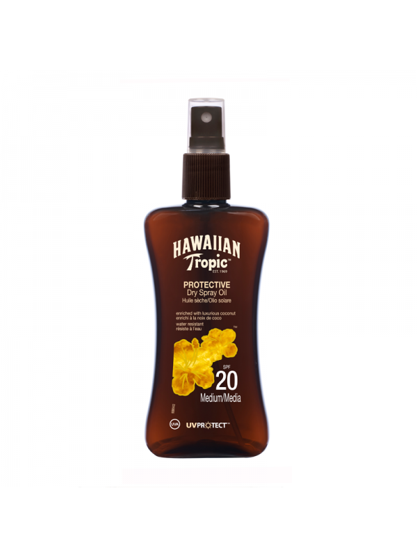 Hawaiian Tropic Bronzing oil SPF 20 200 ml