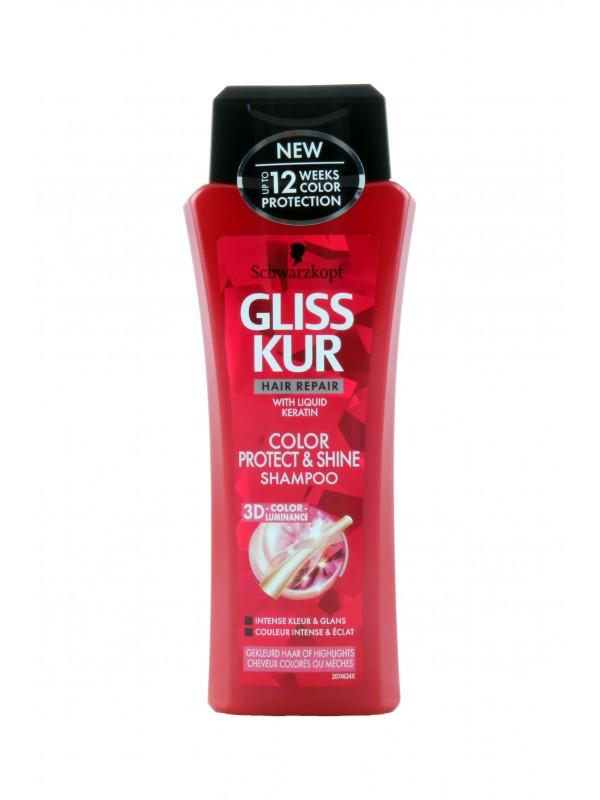 Schwarzkopf Gliss Kur Color Protect & Shine Shampoo